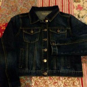 Earl Jean Jacket... Size Large